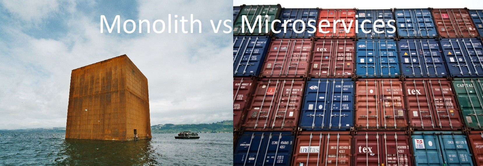 Monolith or Microservices?